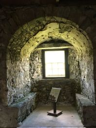 dunstaffnage window