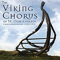Viking Chorus CD cover