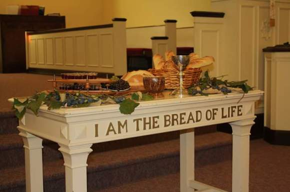 FCC Communion Table