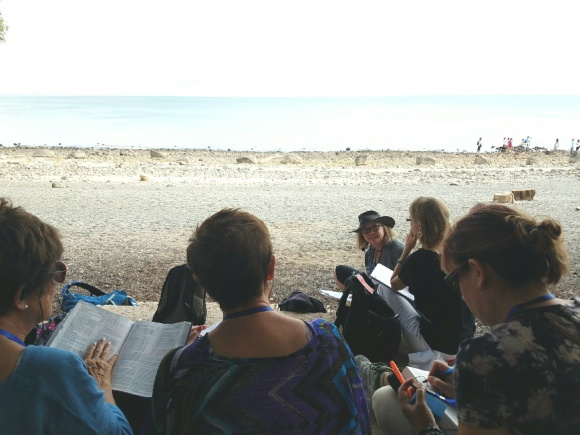 Sea of Galilee Bible Study