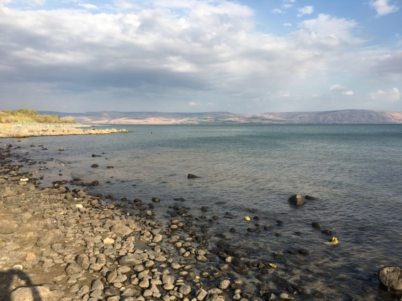 sea of galilee vista