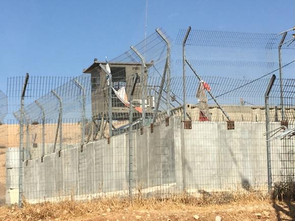 israeli gate