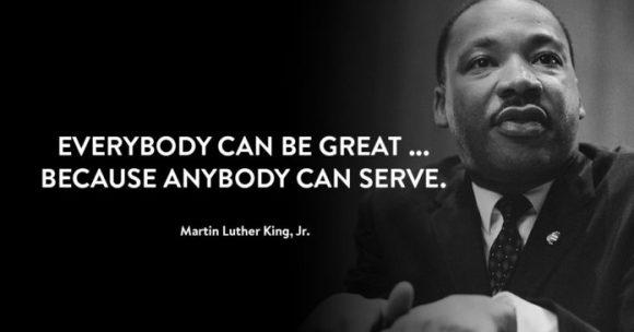MLK servant