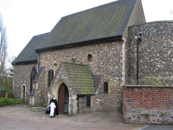 Julian of Norwich church 2
