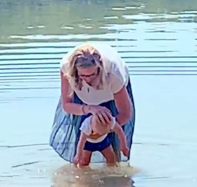 Levi baptism